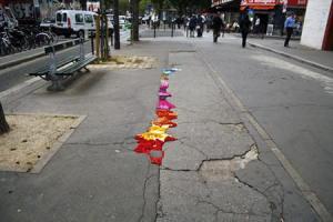 pavement-crack