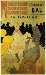 goulue-litho